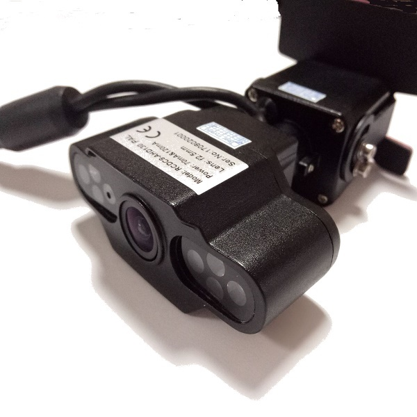 <b>Dual vehicle camera 1.3 MP RCDC8,with audio optional</b>