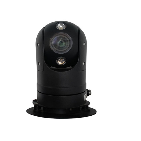 C814 2MP IP PTZ camera with HIKVISION HD2030SC-E